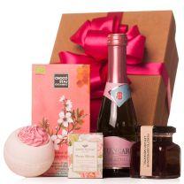 Születésnapi ajándékcsomag hölgyeknek
