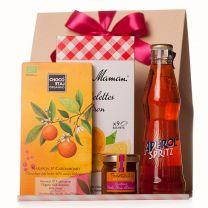 Citrusos, nyári ízek ajándékcsomagban