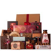 Csokoládés ajándékcsomag születésnapra