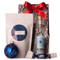 Karácsonyi ajándékcsomag ginnel