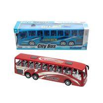 Részletgazdag busz kisfiúknak