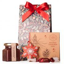 Olcsó karácsonyi ajándékcsomag cégeknek