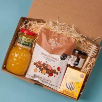 Egészséges reggeli business box