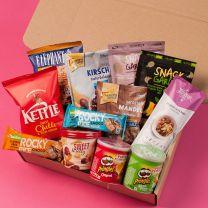 Snack box webináriumra