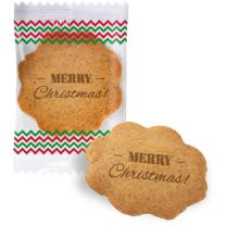 Logózható keksz karácsonyra