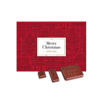 Adventi kalendárium 24 db - logózható csokival