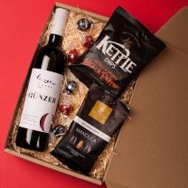 BLACK & RED BOX