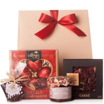 Ajándékcsomag hölgyeknek forró csokival