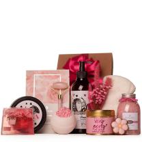 Kényeztető ajándékcsomag Anyák napjára