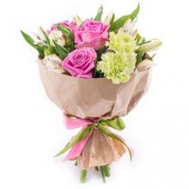 Virágcsokrok házhozszállítással