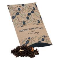 Earl Grey tea logózható párna dobozban