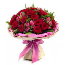 Országos virágkiszállítás Valentin napon is