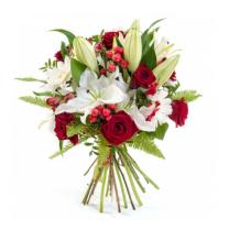 Valentin napi virágküldés országosan