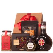 Karácsonyi ajándékcsomag Unicummal