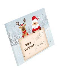 Adventi kalendárium XS 24 db csokival