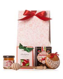 Céges ajándék magyaros termékekkel