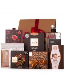 Magyaros ajándékcsomag díjnyertes termékekkel