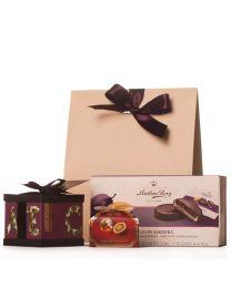 Csokis ajándékcsomag ajándékba