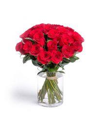 A'la nature - 25 szál vörös rózsa