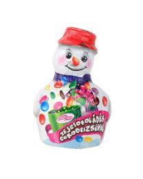 Hóember tejcsokoládé csokidrazséval 65g (M14)