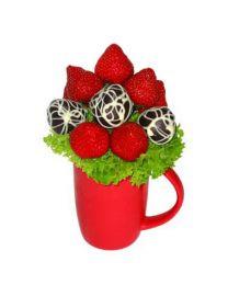STRAWBERRY MIX - Gyümölcscsokor
