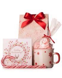 Hangulatos karácsonyi ajándékcsomag cégeknek