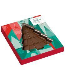 Csokoládé karácsonyfa 30g