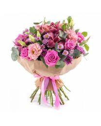 Országos virágcsokor szállítás