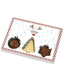 Karácsonyi csokoládé figurák 55g