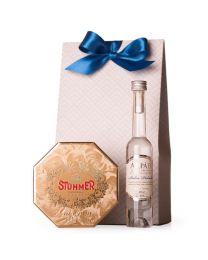 Alkoholos ajándékcsomag cégeknek