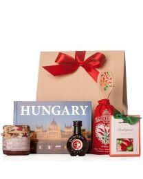 Magyaros ajándék külföldi vendégnek