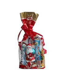Mikulás csomag táblás Milka csokival