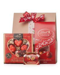 Valentin napi ajándék küldés
