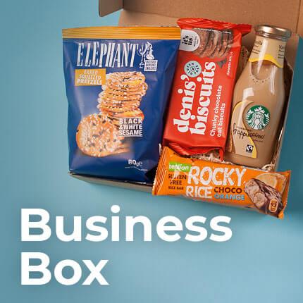 Business box - céges ajándék