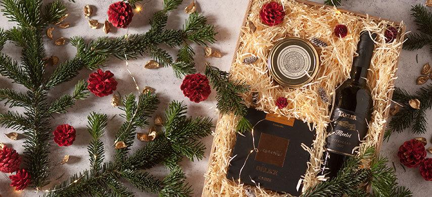 Exkluzív karácsonyi ajándék cégeknek