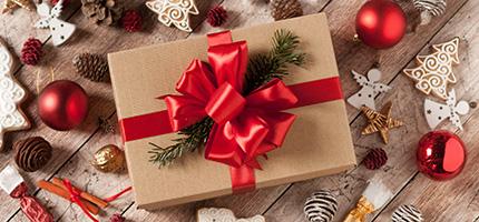 Karácsonyi ajándékcsomag