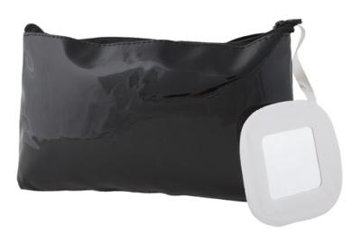 logózott kozmetikai táska
