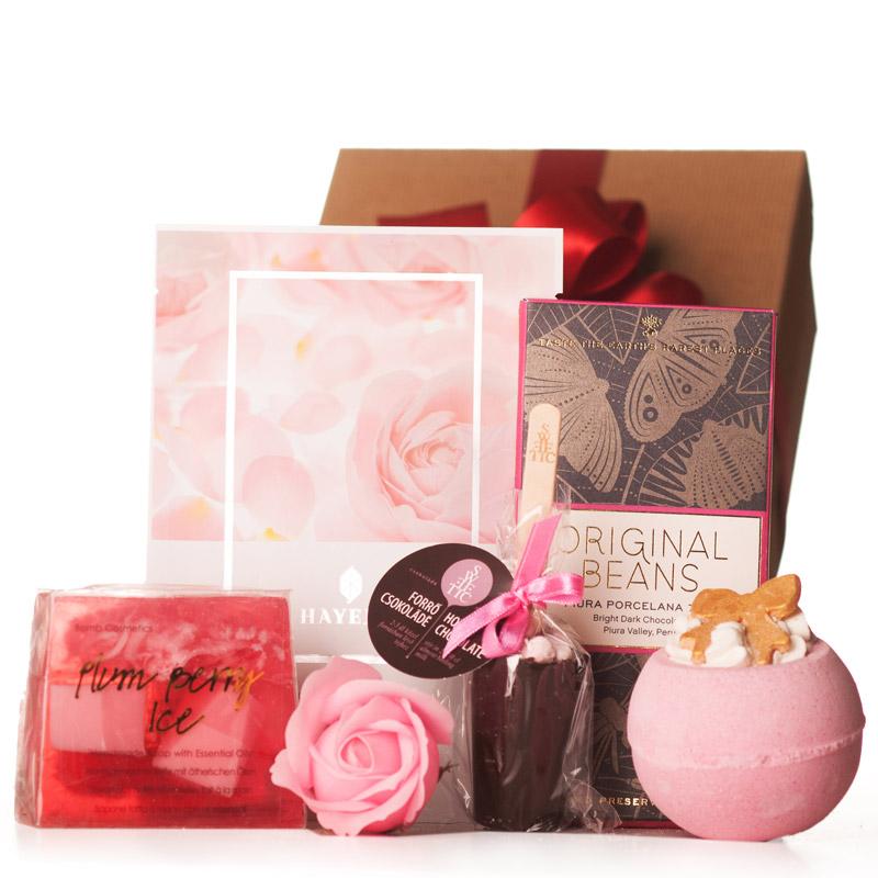 Spa day kozmetikum ajándékdoboz