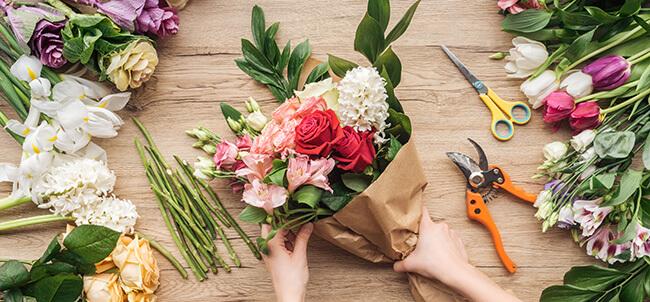 Országos virágküldés