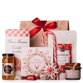 Karácsonyi céges ajándékcsomag